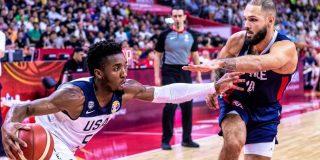 Francia se carga a EEUU en el Mundial de Baloncesto y abre camino a España