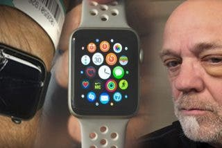 El Apple Watch salva la vida a este ciclista en EE.UU. gracias a una aplicación