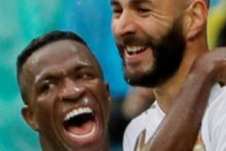 El Real Madrid brilla en la primera parte y acaba pidiendo la hora ante el Levante en la segunda
