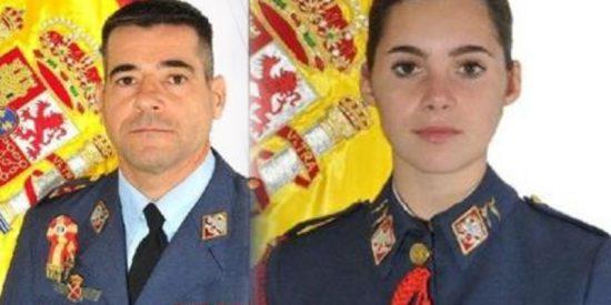 El accidente de una avioneta del Ejército del Aire en el Mar Menor se cobra las vidas del instructor y la alumna