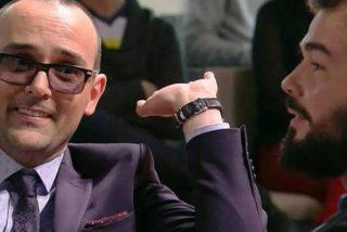 El acomplejado de Risto Mejide le cuenta al títere zampabollos de Rufian qué político del PSOE le ha decepcionado