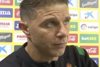 """El cabreo de Joaquín tras la goleada del Villarreal al Betis para la que tiene un culpable: """"El VAR nos ha perjudicado muchísimo"""""""