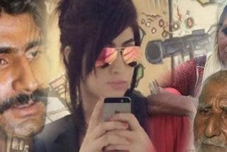 El dolor de los padres de Qandeel Baloch, la estrella de internet de Pakistán asesinada por su hermano en un crimen de honor