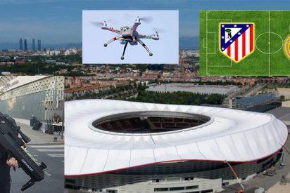 Atlético de Madrid vs Real Madrid: la Policía Nacional revoluciona el partido del siglo con un arma descomunal