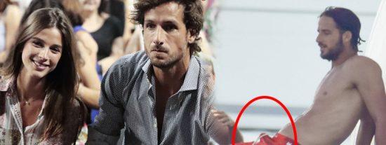 El paquetón de Feliciano López; el otro gran protagonista en su boda con Sandra Gago