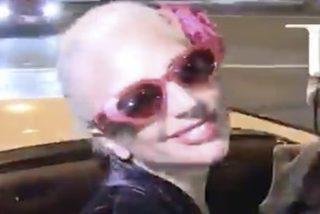 El vídeo de Lady Gaga borracha como una cuba