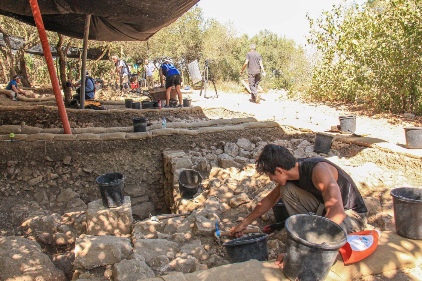 Arqueólogos franceses e israelíes encuentran la posible localización de Emaús