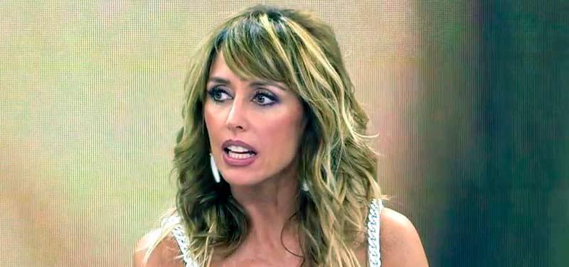 Emma García vuelve de vacaciones y se suma a la 'campaña' de Telecinco contra María Teresa Campos
