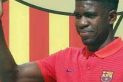 Encapuchados asaltan la casa del futbolista del Barcelona Samuel Umtiti