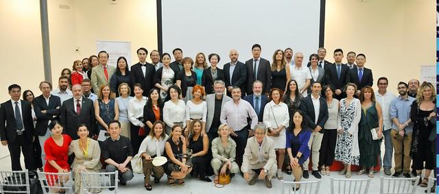 Encuentro de Amistad entre China y España en Madrid