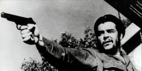 El Che Guevara, una máquina de matar