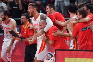 Campeonato Mundial: España vence a Australia en una agónica semifinal con dos prórrogas (95-88)