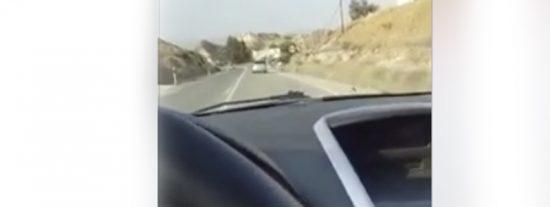 Esta conductora borracha atropella a dos ciclistas en Almería y se da a la fuga