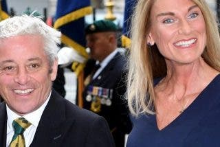 Esta es Sally, la adúltera mujer del presidente de la Cámara británica