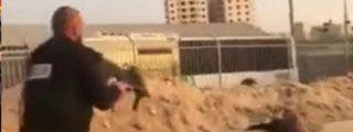 Esta mujer palestina muere por los disparos de guardias israelíes a los que amenazó con un cuchillo