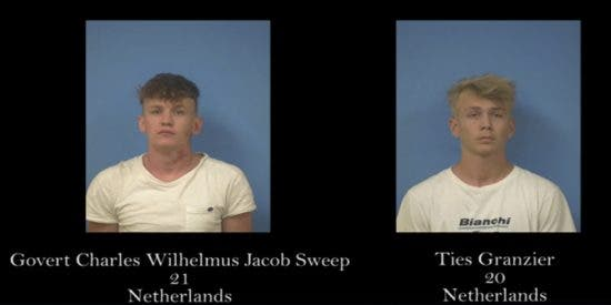 Estos dos 'niñatillos youtubers' holandeses se adelantan al 'Asalto al Área 51' y acaban detenidos