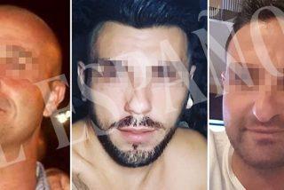 Estos son los 3 amigos de Chipiona torturados y arrojados a la carretera tras robarles el hachís unos franceses