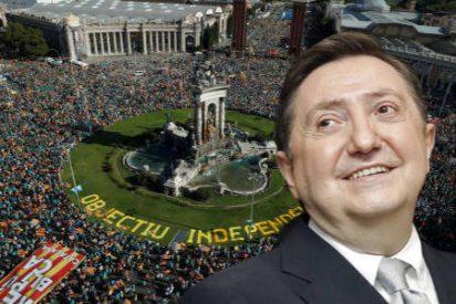 """Federico Jiménez Losantos: """"La dictadura nacionalista en Cataluña dura ya más años de lo que duró la franquista en España"""""""