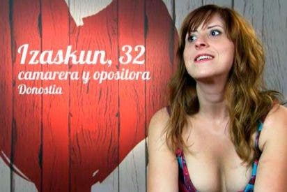 """Izaskun, la comensal de 'First Dates' a quien no le gustan los gordos """"porque sudan"""""""