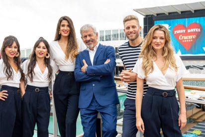 'First Dates' se va de crucero en un barco lleno de personas que buscan encontrar su 'media naranja'