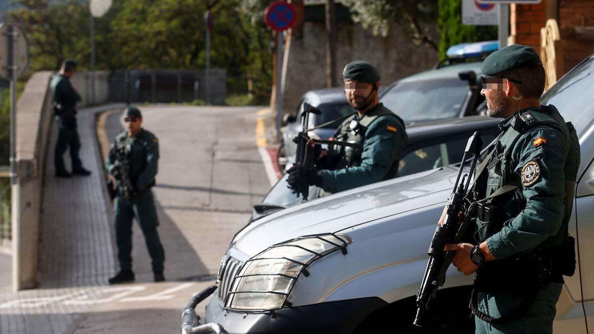 La amenaza terrorista es real: la angustiosa petición de 2.000 guardias civiles en Cataluña