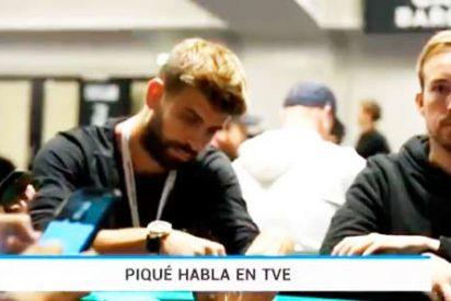Un espectador obliga a RTVE a pedir disculpas por 'promocionar' el póquer hablando de Piqué