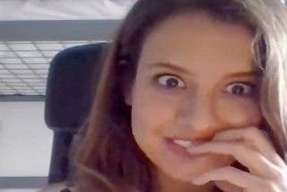 """Gloria Santiago, la 'perturbada' vicepresidenta podemita del Parlamento balear: """"Me perturba la imagen del Rey en mi despacho"""""""