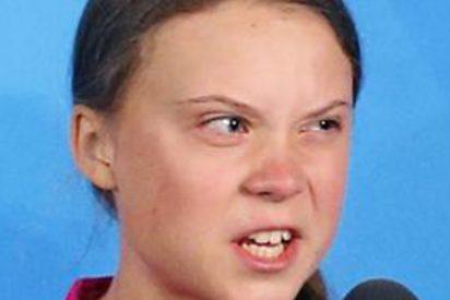 Le llueven las críticas a la 'sobreactuada' niña Greta Thunberg