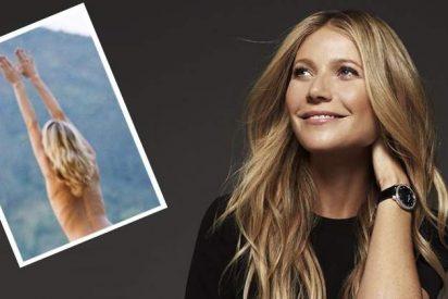 La veterana Gwyneth Paltrow enseña el pandero y lo sube a Instagram para que lo vea todo el mundo