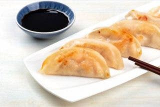Gyozas o empanadillas chinas