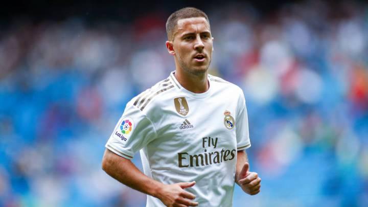 Llegan los refuerzos al Real Madrid: Hazard, Courtois y Valverde se suman a la pretemporada