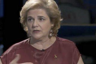 Herrera le saca el parecido más razonable a la mentirosa Pilar Rahola