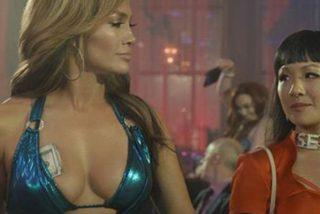 La foto de Jennifer López en diminuta lencería: Un tanguita que nunca olvidarás