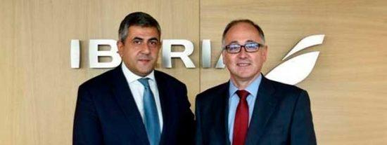 Iberia y la OMT firman acuerdo por un Turismo Sostenible