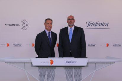 La alianza 'antinatura' entre Atresmedia y Telefónica 'mata' a Vasile y 'jubila' las series de Telecinco
