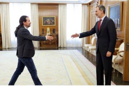 """José Luis Suárez Rodríguez: """"Pacto de gobernabilidad"""""""