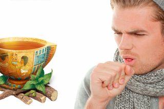 ¡Con esta infusión eliminarás la tos!