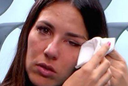 """Irene Junquera hundida en 'GH VIP', estalla: """"Hijos de una hiena"""""""