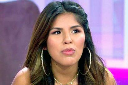 Isa Pantoja se rompe en directo y tiene que ser consolada por Ana Rosa