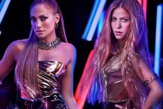 ¿Sabes cuánto cobrarán Jennifer López y Shakira por actuar en la SuperBowl?