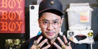 Tatuajes: este es Jon Boy, el genio que cautiva a todo el panorama celebrity