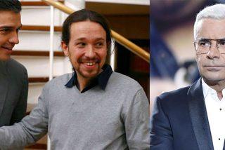 """Jorge Javier Vázquez: """"Iglesias es como un inteligente comentarista de 'GH VIP', que sabe contradecirse para acaparar plano"""""""