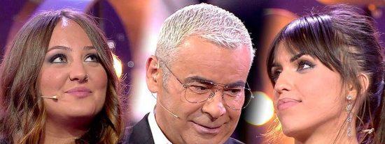 Jorge Javier Vázquez toma partido entre Sofía Suescun y Rocío Flores con un brutal zasca a una de ellas