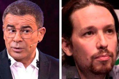 La hilarante comparación que hace Jorge Javier Vázquez de Pablo Iglesias con Groucho Marx