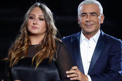 """Jorge Javier Vázquez: """"No hace falta que Rocío Flores hable, con llorar será suficiente ¡La audiencia se va a disparar!"""""""