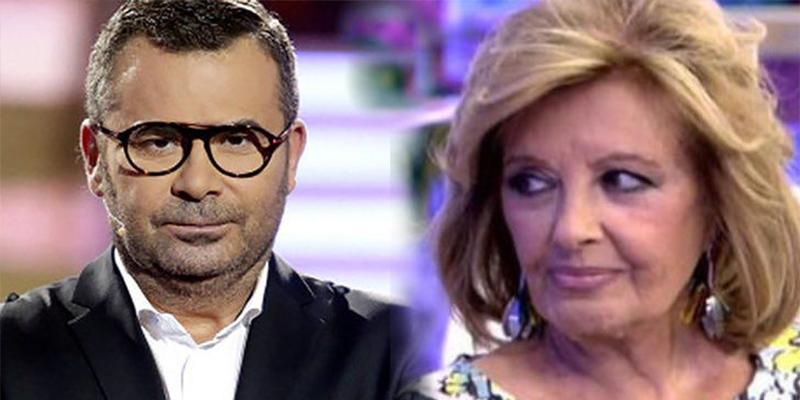 """Jorge Javier Vázquez: """"Maria Teresa Campos es dura y sabe cómo sacarte de quicio"""""""