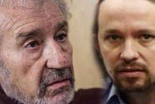 José Sacristán se harta de Pablo Iglesias