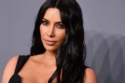 Kim Kardashian tiene la clave para llevar un ajustadísimo vestido y que le haga cuer-pa-zo