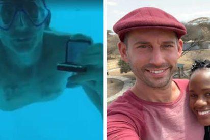 La trágica muerte del enamorado que se ahogó cuando le proponía matrimonio a su novia bajo el agua