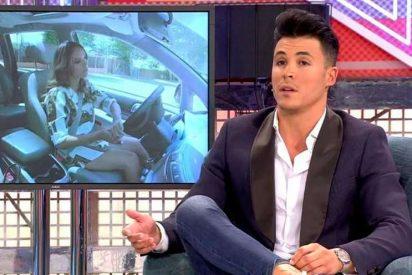 """Kiko Jiménez, rentabiliza sus """"cuernos"""" en Telecinco"""